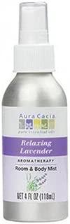 Aura Cacia Aroma Mist Rlxng Lavender, 4 oz