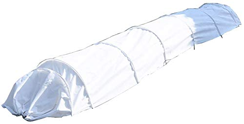 Serre tunnel traditionnelle en fibre polaire - - Pour semis Protection contre le givre