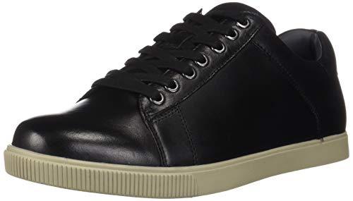 Skechers Herren Volden - Fandom Sneaker, Schwarz (Black Blk), 45 EU