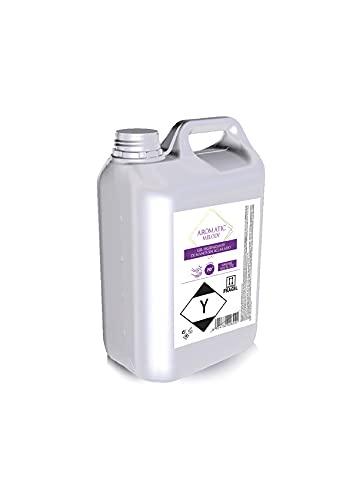 Pandemia De Valores Saphir Aromatic Gel Higienizante 5L 300 ml