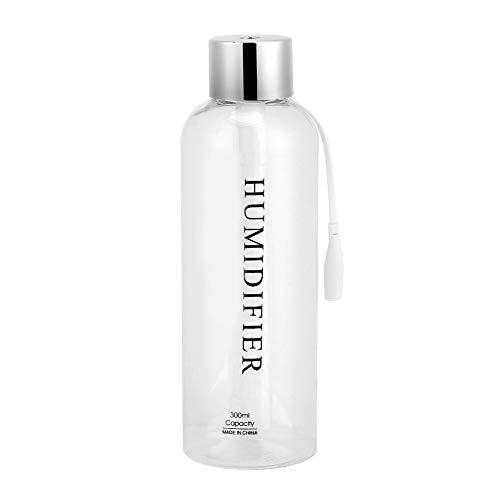 Humidificador de la botella de agua del USB fabricante transparente de la niebla, humidificador de aire fresco del humidificador, para el coche casero