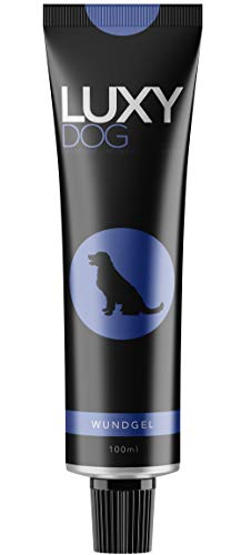 BELMEDA Wundgel für Hunde LUXYDOG 100ml | Gel für die optimale Wundheilung beim Hund | 100% natürlich
