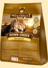 Warnicks Tierfutterservice Wolfsblut Down Under Adult mit Black Angus Beef (2KG)