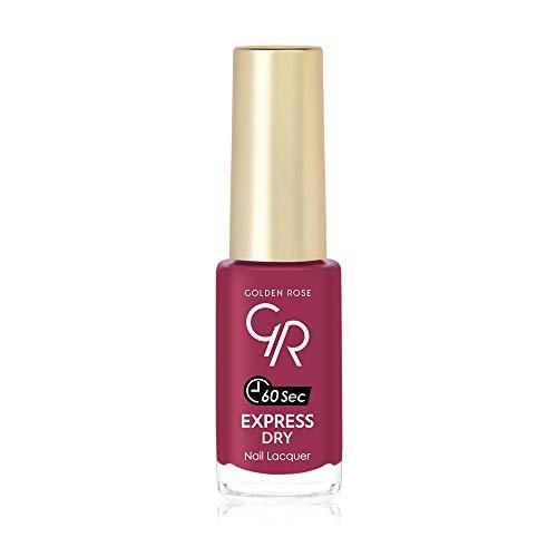 GOLDEN ROSE - Vernis Ongles express dry 49