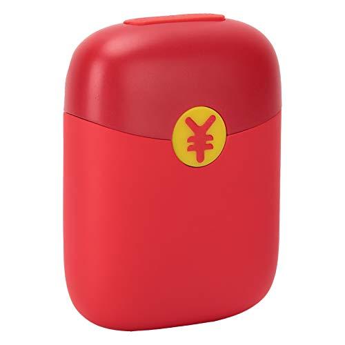 Calentadores de Manos Recargables de Sobre Rojo, Calentadores de Manos PortáTiles Powerbank con ProteccióN de Temperatura Constante Handy Pocket Warmer de Carga RáPida
