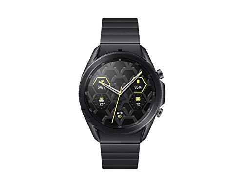 SAMSUNG R840 Galaxy Watch 3 45mm BT Titan EU [Rumänische Version]