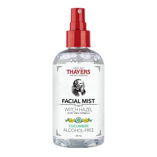 THAYERS Alcohol-Free Cucumber Witch Hazel Facial Mist Toner - 8 oz