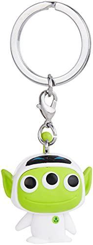 Funko- Pop Keychain: Pixar-Alien as Eve Anniversary Figura Coleccionable, Multicolor, One Size...