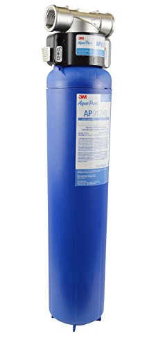 3M Aqua-Pure Whole House Sanitary Quick Change Water Filter System AP903, Reduces Sediment, Chlorine Taste and Odor