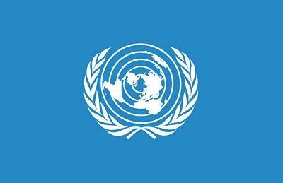 Autoaufkleber Sticker Fahne UNO Flagge NEU Aufkleber
