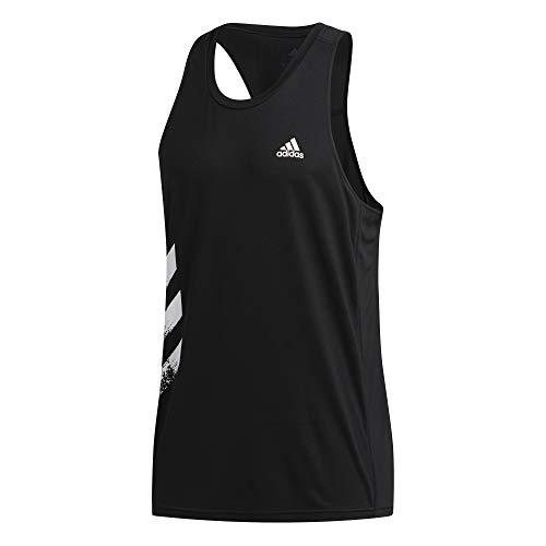 adidas Otr Singlet 3s Camiseta sin Mangas, Hombre, Black, XL