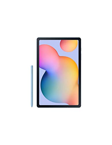 SAMSUNG Tablet Galaxy S6 Lite P610 Blue - 10.4'/26.41CM - OC - 64GB - 4GB RAM - Android - CAM 8+5 MPX - S-Pen - Micro SD - Bat.7