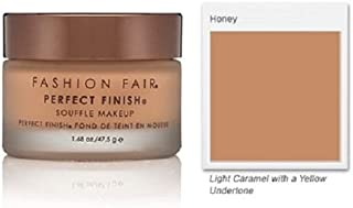 Fashion Fair Oil Free Perfect Finish Souffle Makeup - Honey