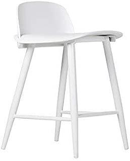 Design Tree Home Muuto SOCO Nerd Replica Counter Stool (White)