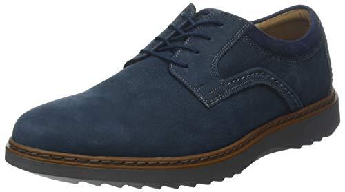 Clarks Un Geo Lace, Zapatos Cordones Derby Hombre