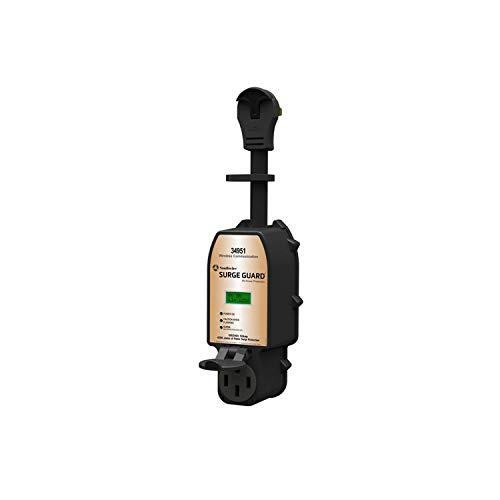 Technology Research Corp 34951 Surge Guard 50A Portable Wireless Surge Guard