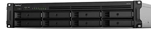 Preisvergleich Produktbild Synology RS1219+(2GB) 8-Bay 48TB Bundle mit 8X 6TB Red WD60EFAX