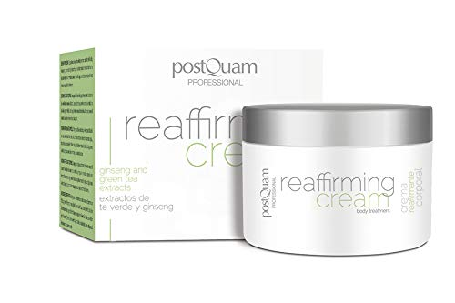 Postquam - Reaffirming Cream   Crema Reafirmante Corporal Efecto Antiestrias - 200 ml