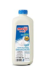 Meiji Fresh Milk, 2L - Chilled