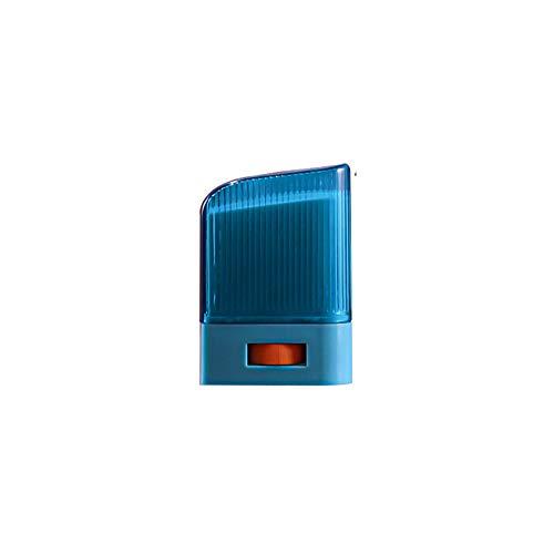 Recipiente de Desodorante de plástico vacío de 100 Piezas, Soporte de Tubos de Desodorante Giratorio para bálsamo de Bricolaje, Barra de Desodorante, sin BPA (30 g)