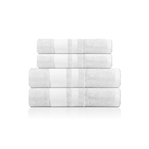 Brandslock - Toallas de algodón Puro 600 g/m²