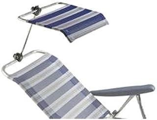 Crespo 1109376 Ombrelle P-199//17 Bleu Blue Striped 17
