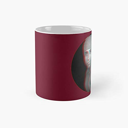 Ricardo Milos Aesthetic 3D Classic Mug   Best Gift Funny Coffee Mugs 11 Oz