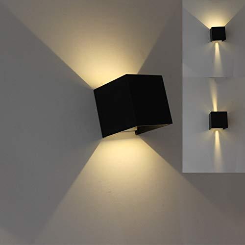 Metermall NIEUW LED 7W waterdichte wandlamp voor buitenverlichting