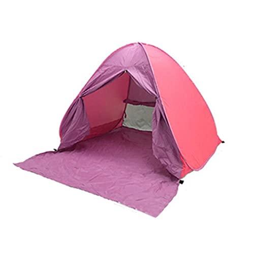 FMHCTN Carpa de Playa automática Carpa de Camping para 2 Personas Carpa de protección UV...