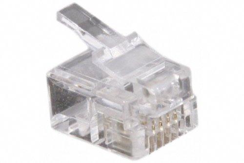Connecteur RJ9 (Sachet de 10)