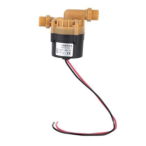 CC-waterpomp zonder borstel, 24 V, 55 W, hoge debiet van de pomp intelligent centrifuge, 22-26,5 V, 22 l/min, voor de boiler