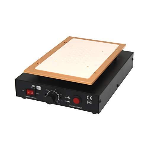 HYCy Digitale Thermostat-Plattform, Heizplatte Vorheizstation fuuml;r Telefon Repair Display-Separator