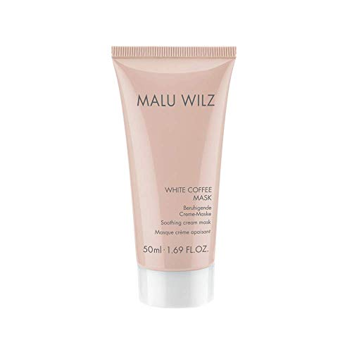 Malu Wilz White Coffee Mask - Winter Masks Limited Edition