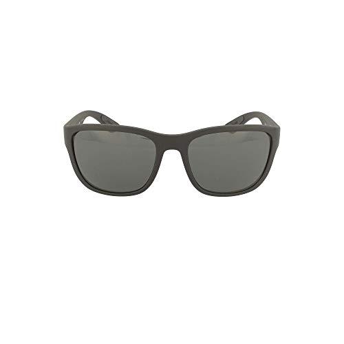 Prada Linea Rossa Men's 0PS 01US Rubber Black/Dark Grey One Size