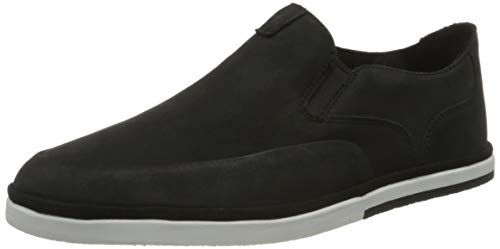 Rockport Austyn Slipon Summer Shoe, Alpargatas para Hombre, Negro (Black 001), 46 EU
