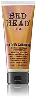 ティジーベッドヘッドカラー女神コンディショナー(200)中 x2 - Tigi Bed Head Colour Goddess Conditioner (200ml) (Pack of 2) [並行輸入品]