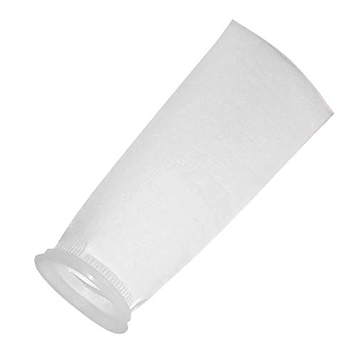 Honritone 7 Inch Ring by 32 Inch Long Filter Sock Bags - 1 Micron, 5 Micron, 25 Micron, 50 Micron,75 Micron, 100 Micron,150 Micron - Industry,Chemical, Water Liquid Filters -1Pack (150 Micron)