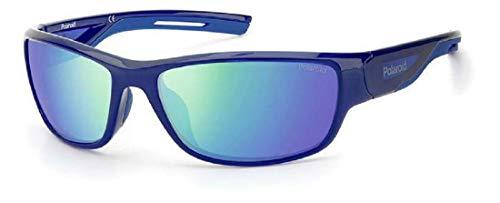Polaroid Gafas de sol PLD 7028 GEG 5Z azules lentes polarizadas