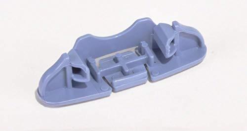 Whirlpool W10508950 Dishwasher Dishrack Slide Rail Stop Genuine Original Equipment Manufacturer (OEM) Part