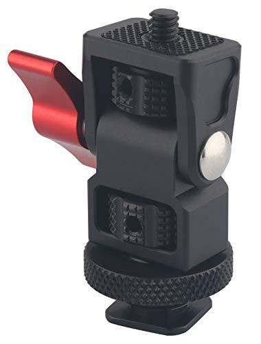 Zhiyou Magic Arm Braccio Articolato Super Clamp per DSLR Rig LED Flash Lights DJI Ronin M