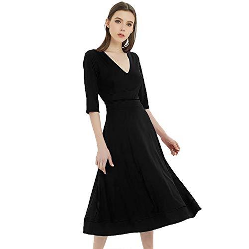 MSDRESS dames jurk lente zomer jurk vrouwen 2019 Plus maat lange party jurk vrouwelijke V-hals baljurk witte jurk 3XL