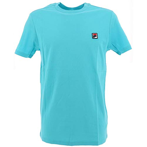 Fila T-Shirt Men Seamus Tee SS Celeste 682393-L07 (M - Celeste)