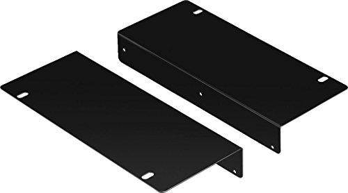 IMG STAGELINE MMX-44UFXRM 482 mm Montagewinkelset für den Rackeinbau des Audio-Mischpults schwarz