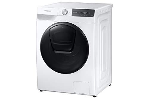 Samsung Elettrodomestici WW90T754DBT/S3 Lavatrice, 9 kg, UltraWash, Ai Control, 1400 Giri, Bianco