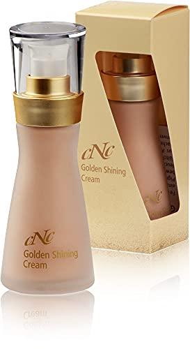 CNC cosmetic - Golden Shining Cream - Highlights - für den ultimativen Glow, macht die Haut zart...