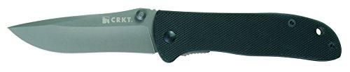 Columbia River Knife & Tool Herren Taschenmesser Drifter G10 Messer, Schwarz, One Size