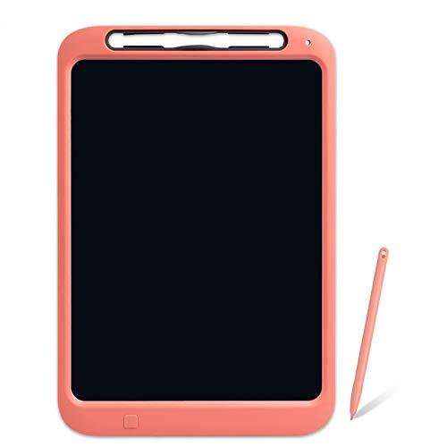 WINDEK Mibro LCD-Schreibtablett, 12-Zoll-Buntbildschirm, elektronisches Schreib-& Zeichenbrett, Kinderzeichentablett, Schreibblock & Notizbrett für Kinder & Erwachsene (Rosa)