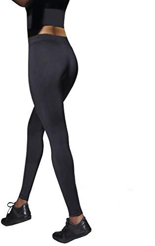 Push Up Leggings Gr. S-XXL, Sporthose Fitnesshose Damen Anti-Cellulite Leggins Fitness Laufhose Sport (Riley XL)
