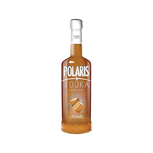 Vodka al Caramello Polaris Extreme Juice 1 Litro
