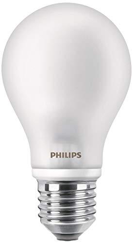Philips Lighting Lampadina LED standard di luce fredda E27, 8.5W, 2pezzi